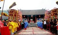 Lễ hội Đền Đức Bà - xã Hương Nộn, Tam Nông