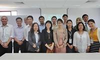 Chương trình đào tạo nâng cao tiếng Anh chuyên nghiệp do  Chính phủ Brunei và Chính phủ Mỹ đài thọ