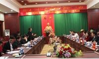Thanh tra tỉnh: Sơ kết công tác 6 tháng đầu năm, triển khai nhiệm vụ 6 tháng cuối năm 2014