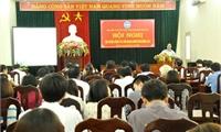Tập huấn công tác đối ngoại nhân dân năm 2014