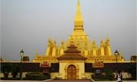 Lễ hội Thạt Luổng ở Lào
