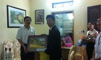 Chia tay ông Young Chan Kim – Cán bộ của tỉnh Hwaseong, Hàn Quốc