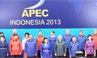Chủ tịch nước dự lễ khai mạc APEC 21