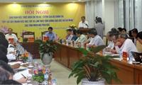 Hội nghị giao ban việc thực hiện Chỉ thị 03-CT/W của Bộ Chính trị về