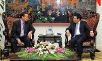 Thúc đẩy giao lưu nhân dân Việt Nam-Philippines
