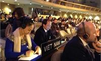 Đoàn đại biểu của tỉnh Phú Thọ dự Hội nghị lần thứ 9, Ủy ban liên Chính phủ công ước 2003 của Tổ chức UNESCO tại Paris - Cộng hòa Pháp