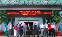 Thứ trưởng Bộ Ngoại giao Lê Hoài Trung thăm và làm việc tại tỉnh Phú Thọ