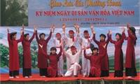 Phú Thọ - một điểm đến ba di sản văn hóa thế giới