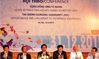 Tham gia Cộng đồng kinh tế ASEAN: Lời khuyên nào cho doanh nghiệp?