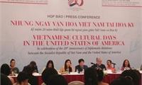 Đặc sắc Những ngày Văn hóa Việt Nam tại Hoa Kỳ