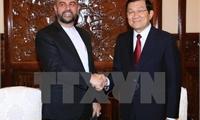 Việt Nam-Iran có nhiều tiềm năng trong hợp tác ở các lĩnh vực
