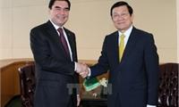 Tăng cường quan hệ giữa Việt Nam với Turkmenistan, Mozambique, Thụy Điển