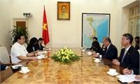 Thúc đẩy hợp tác doanh nghiệp Nhật-Việt