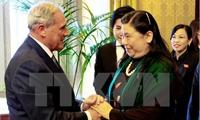 Việt Nam luôn coi trọng quan hệ đối tác chiến lược với Italy