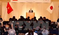 Thủ tướng dự Đối thoại chính sách kinh tế cấp cao Việt Nam-Nhật Bản
