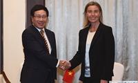Việt Nam đề nghị EU sớm phê chuẩn EVFTA