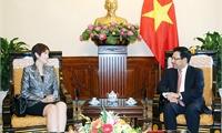 Tăng cường quan hệ Đối tác chiến lược Việt Nam - Singapore