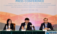 ACMECS 7, CLMV 8, WEF – Mekong: 'Cuộc gặp gỡ của những người anh em'
