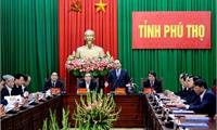 Thủ tướng Chính phủ Nguyễn Xuân Phúc thăm và làm việc tại tỉnh