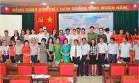 Hội nghị tập huấn công tác đối ngoại và Hội nhập quốc tế năm 2016