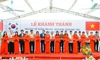 Khánh thành Trạm y tế phường Nông Trang – Seegene tỉnh Phú Thọ