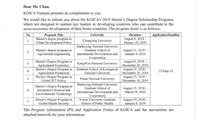 Thông báo chương trình học bổng Thạc sỹ tại Hàn Quốc - Koica