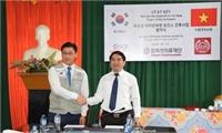 Tổ chức GPI (Hàn Quốc) hỗ trợ xây dựng Trạm y tế Đại An – Seegene tỉnh Phú Thọ