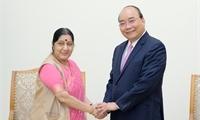 Ấn Độ mong muốn tăng cường hơn nữa quan hệ hợp tác nhiều mặt với Việt Nam