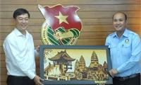 Đẩy mạnh công tác giáo dục về tình hữu nghị bền chặt giữa nhân dân hai nước Việt Nam và Campuchia