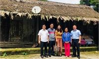 Tổ chức GPI (Hàn Quốc) khảo sát địa bàn dự án tại huyện Thanh Ba, tỉnh Phú Thọ