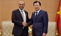 Khuyến khích doanh nghiệp UAE mở rộng đầu tư tại Việt Nam