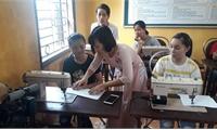 Lớp dạy nghề may cho học sinh khiếm thính - Sự lan tỏa những tấm lòng nhân ái