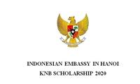 Chương trình học bổng bậc Thạc sĩ dành cho các nước đang phát triển - KNB của Chính phủ Indonesia năm 2020