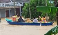 Kiều bào đồng lòng hướng về đồng bào vùng lũ lụt miền Trung