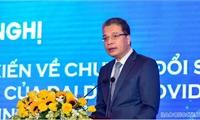Khai mạc Hội nghị 'Kiều bào đóng góp ý kiến về Chuyển đổi số và khắc phục tác động của đại dịch Covid-19 để phát triển kinh tế Việt Nam'