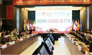 """""""Lá cờ đầu"""" góp phần tạo nên thành công của năm Chủ tịch ASEAN"""