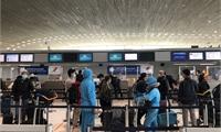 Thêm chuyến bay đưa công dân Việt Nam từ châu Âu,châu Phi và Nam Mỹ về nước an toàn