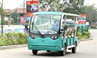 72 ô tô điện sẵn sàng phục vụ du khách về Giỗ Tổ Hùng Vương năm 2021