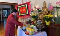 Giỗ Tổ Hùng Vương năm nay được tổ chức trực tuyến trong cộng đồng người Việt toàn Canada.