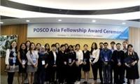 Học bổng POSCO Châu Á