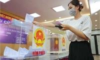 Truyền thông quốc tế đưa tin cử tri Việt Nam đi bầu cử trong điều kiện bảo đảm an toàn phòng dịch Covid-19