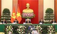 Tổng Bí thư Nguyễn Phú Trọng tham dự Hội nghị Thượng đỉnh giữa Đảng Cộng sản Trung Quốc với các chính đảng trên thế giới