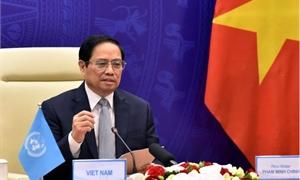 Việt Nam nêu ba đề xuất quan trọng để ứng phó hiệu quả với thách thức an ninh biển