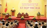Kỳ họp thứ Hai, HĐND tỉnh khóa XIX thành công tốt đẹp
