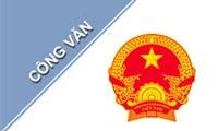 Công văn số 170-CV/ĐUK V/v quán triệt, thực hiện các nghị quyết của Tỉnh uỷ và BTV Tỉnh uỷ