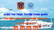 Hưởng ứng Cuộc thi trực tuyến toàn quốc tìm hiểu Luật Cảnh sát biển