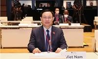 Toàn văn thông điệp của Chủ tịch Quốc hội Vương Đình Huệ gửi tới Hội nghị các Chủ tịch Quốc hội thế giới lần thứ 5