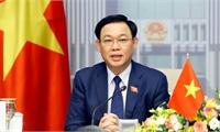Củng cố vai trò ngoại giao nghị viện, làm sống động và nâng tầm ngoại giao đa phương
