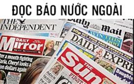 Đọc báo nước ngoài